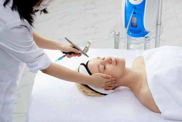 O2toDerm Oxygen Therapy treatment b